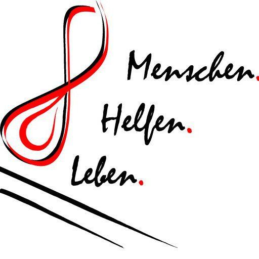 Logo Menschen Helfen Leben